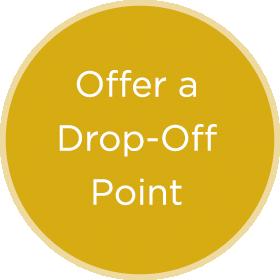 Offer a Drop-Off Point